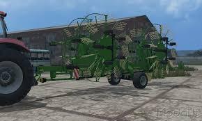 Krone Swadro 1400 Plus » Modai.lt - Farming Simulator|Euro Truck ...