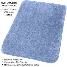 Extra Large Bathroom Rugs And Mats by Plush Bathroom Rugs Envialette
