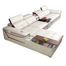 wohnzimmer sofa set möbel reale echtes kuh leder sofas bluetooth puff asiento muebles de sala canape l form sofa cama