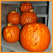 Disney Pumpkin Stencils by Halloween Pumpkins Disney Meets Minecraft Cathy Herard