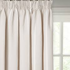 buy john lewis padstow stripe lined pencil pleat curtains john lewis