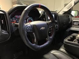 100 Truck 2014 ChevyGM Truck Steering Wheel