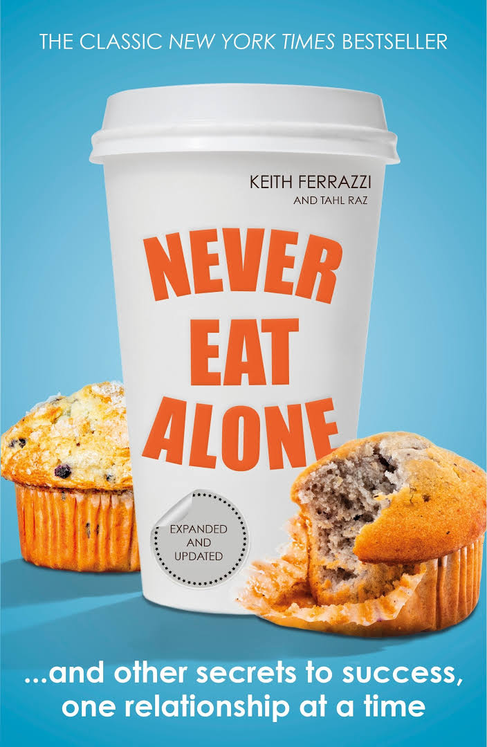 never eat alone - Retail conferences