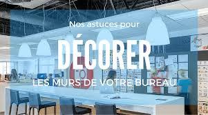 deco bureau entreprise 8 idées design pour décorer les murs de vos bureaux