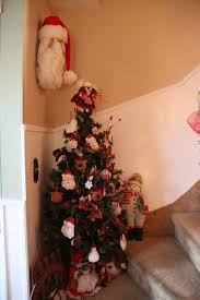 Sams Club Christmas Tree Decorating Tips by Priscillas Christmas Foyer And Dining Room 2012