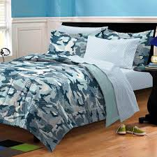 Camouflage Bedding Queen by Nice Blue Camo Bedding For Your Choice U2014 Emerson Design