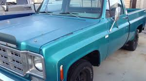 100 78 Chevy Truck 19 Short Bed Big Block YouTube