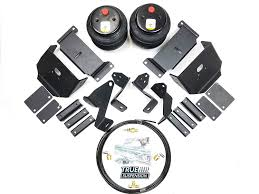 100 Air Ride Suspension Kits For Trucks Amazoncom TS Fits D F350 1718 Pickup Truck Towing Assist