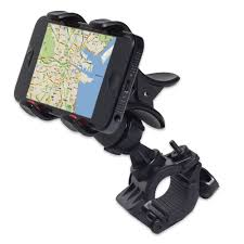 Great Shield Clip Grip Handlebar Bicycle Mount Holder