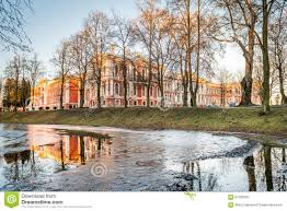 100 Where Is Latvia Located Jelgava Palace Or Mitava Palace In Stock Image Image Of