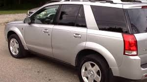100 Saturn Truck 2006 Vue AWD V 6 Silver For Sale YouTube