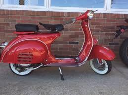 1961 Vespa VBB 150