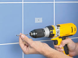 Drilling Through Porcelain Tile And Concrete by How To Drill Through Tiles How Tos Diy