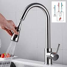 niederdruck wasserhahn küche ausziehbar armatur