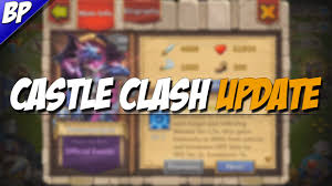 Castle Clash Pumpkin Duke Talent by Castle Clash Update 1 2 97 Demogorgon And Much More Youtube