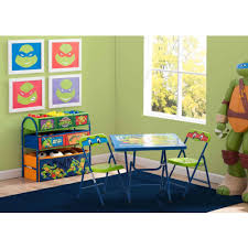 Teenage Mutant Ninja Turtles Playroom Solution By Delta Children ... Teenage Mutant Ninja Turtles Childrens Patio Set From Kids Only Teenage Mutant Ninja Turtles Zippy Sack Turtle Room Decor Visual Hunt Table With 2 Chairs Toys R Us Tmnt Shop All Products Radar Find More 3piece Activity And Nickelodeon And Ny For Sale At Up To 90 Off Chair Desk With Storage 87 Season 1 Dvd Unboxing Youtube
