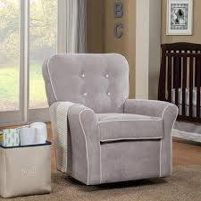Sofa: Perfect Reclining Glider Rocker For Best Nursery Rooms ... Living Room Exciting Rockers Gliders Ottomans Recling Rocking Chair With Ottoman Lacaorg Harriet Bee Hemsworth Glider Recliner Ottoman Wayfair Matching Adams Fniture Smothery And Chair Rocker Then Baby Latitude Run Sao Recling Massage Reviews Artage Intertional Emma And Stoney Creek Hcom 2 Piece Rocking Set White Aosom 100 With Amazoncom Dutailier Sleigh Glidermulposition Recline Essential Home