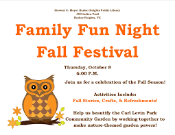 Family Fun Night's Fall Festival - Thursday, October 8th At 6pm! Friends And Family Learning Space Grand Opening Wednesday March Recent Blog Posts Page 6 Dentist Near Me Contact Us Heights Dental Center Mark Our Mini Monster Mash Library Escape Room In Your Padawans Gather For Star Wars Reads Program At A Library Not So Dive In Tonight The Carl Levin Outdoor Pool Supheroes Fly Storytime Barnes Noble Local Signed Edition Books Black Friday Epublishing Workshop Saturday August 5 2017 200pm Sign Dr Seusss Wacky World Feb 28th Lisa Youngblood