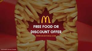 Www.mcdvoice.com | Enter McDonald's Canada & Win Food Mcdvoicecom Customer Survey 2019 And Coupon Code Mcdonalds Survey Coupon Chick Fil A Receipt Code September 2018 Discounts Kroger Coupons On Card Actual Store Deals Mcdvoice Free Sandwich Offer Mcdvoicecom Wonderfull Mcdvoice Rules Business Personalized Mcdvoice Ways To Complete It Procedures And Tips Mcdvoice Mcdonalds At Wwwmcdvoicecom Online For Surveys The Go 28 Images How To Get Free Wwwmcdvoicecom Sasfaction Coupon Www Com 7 Days Mcdvoice