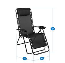 Naomi Home Zero Gravity Lounge Patio Outdoor Recliner Chairs, Black, Set Of  2 Kawachi Foldable Zero Gravity Rocking Patio Chair With Sunshade Canopy Outsunny Folding Lounge Cup Holder Tray Grey Varier Balans Recliner Best Choice Products Outdoor Mesh Attachable And Headrest Gray Part Elastic Bungee Rope Cords Laces For Replacement Costway Rocker Porch Red 2 Packzero Pieinz Gadgets In Power Recliners Vs Manual Reclinersla Hot Item Luxury Airbag Replace Massage Garden Adjustable Sun Lounger Zerogravity Seat Side Deck W Orange Marvellous Lane Fniture For Real
