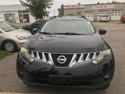 100 Used Trucks Toronto 2009 Nissan Murano SL For Sale In Ontario Carpagesca