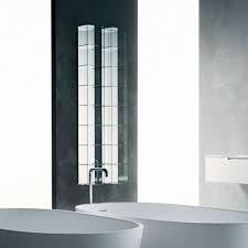 badezimmer säulenschrank glass boffi modern