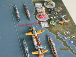 US Pre War Units For The May 1940 Starting Setup Naval Fighters Had Yellow