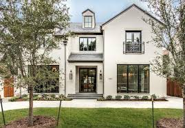 100 Modern Contemporary Homes For Sale Dallas White House With Black Windows House