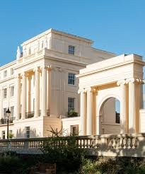 Neoclassical House Tour This Neoclassical Grade I Listed Home Near Regent S