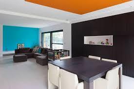 osez la couleur au plafond déco solutions