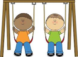 Playground clipart lunch Pencil and in color playground clipart