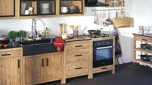 cuisine industrielle meuble de cuisine style industriel buffet de cuisine style