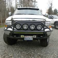 100 Truck Light Rack Mount Bars Grill Gaurds