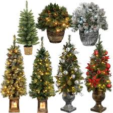 3ft Pre Lit Berry Christmas Tree by Colour Changing Fibre Optic Christmas Tree Christmas Lights