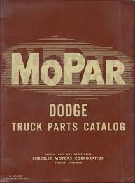 100 1963 Dodge Truck Pickup And Parts Book Original