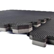 vs polyethylene vs polyurethane foam mats