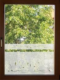 fensterfolie glasdekor badezimmer fenster 604 65