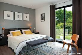 chambre ambiance ambiance chambre adulte with contemporain chambre décoration de la
