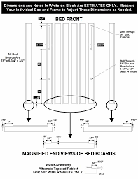 Bed Wood Dimensions ? - Ford Truck Enthusiasts Forums