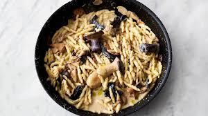 olivers 5 zutaten küche herbst pasta mit pilzen und
