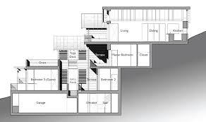Steep Slope House Plans Pictures by Exle Split Level House Built On Steep Slope Click On Image