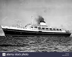 Cruise Ship Sinking 2007 by Cruise And 1950s Stock Photos U0026 Cruise And 1950s Stock Images Alamy