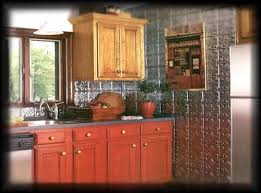 Tin Tiles For Backsplash by Fabulous Tin Ceiling Tiles For Backsplash On Home Interior Ideas