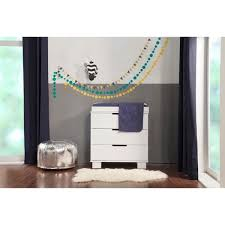 babyletto modo 3 drawer changer dresser with removable changing