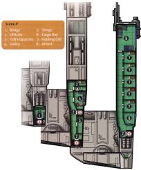 Starship Deck Plan Generator by Slave Ii Wookieepedia Fandom Powered By Wikia
