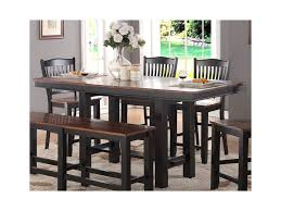 Camden Counter Height Pedestal Table With 18
