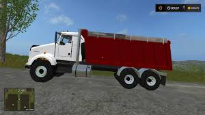 FS17-Kenworth-dump-truck-v1.0.0-4 - Farming Simulator 2017 Mods 800hp Kenworth W900 Dump Truck Youtube 2019 Kenworth T880 Steel Dump Truck New Trucks Youngstown Trucks For Sale 2011 Dump Truck T800 Utah Nevada Idaho Dogface Equipment 2003 Straight Pipe Jake Brake Trucks In Missouri For Sale Used On N Trailer Magazine Regarding Triaxle Commercial Of Florida Images T440 2009 1024x768 1997 Tri Axle 18000 Pclick 1972 Item K7235 Sold May 26 Constru Used 2008 Triaxle Alinum For Sale In Pa