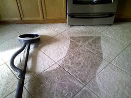 best way clean floor tile grout