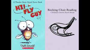 100 Rocking Chair With Books Hi Fly Guy Read Aloud For Kids Reading