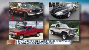 100 Names For A Truck Dead Cars Get New Life At 2019 Detroit Auto Show